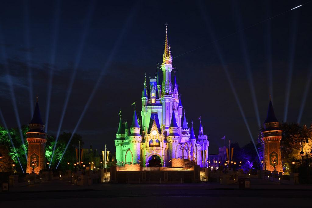 Destination Intensive Disney Orlando Castle